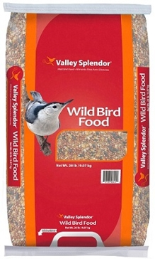 Valley Splendor Wild Bird Food 50 lbs.