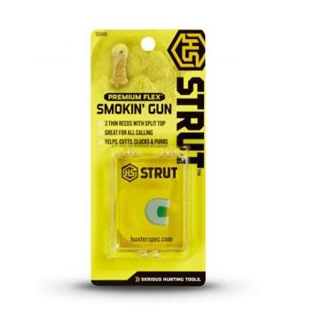 Hunters Specialties Smokin' Gun Premium Flex Diaphragm Turkey Calls