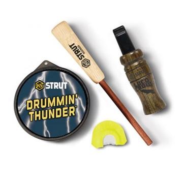 Hunters Specialties Drummin' Thunder Turkey Call Kit