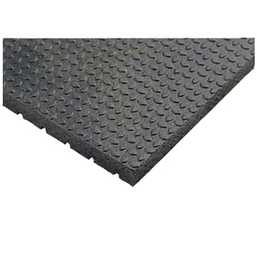 QRRI Rubber Stall Floor Mat 4x6ft