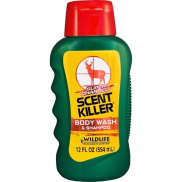 Wildlife Research Center Scent Killer Body Wash & Shampoo 12oz