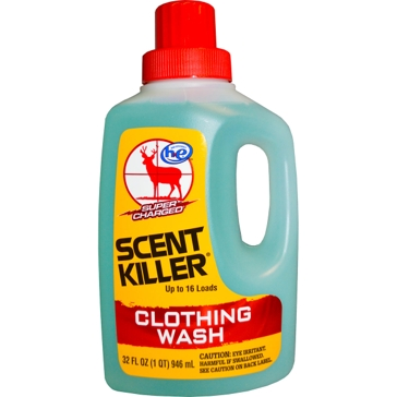 Wildlife Research Center Scent Killer Liquid Clothing Wash 32oz