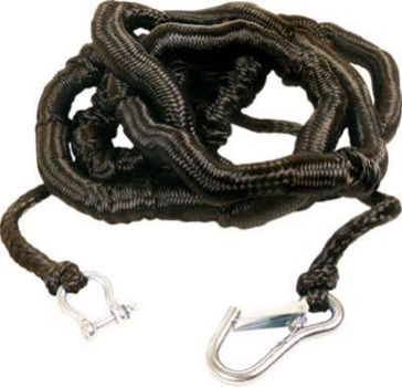 Greenfield Products Anchor Buddy Stretch Cord Black