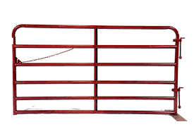 "Applegate 2"" 16ga 6 Rail Bull Gate"
