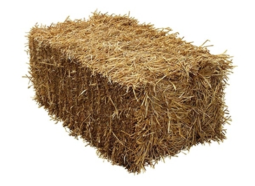 Farm & Home Supply Straw Bale
