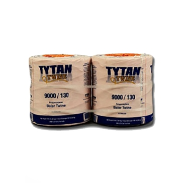 Tytan Plastic Bale Twine 9000/130 2-Rolls
