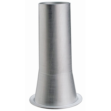 "LEM 2"" Aluminum Stuffing Tube 609"