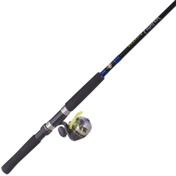 Zebco Crappie Fighter Combo Trigger Spin Micro 8' CRFTS802ML04NS4