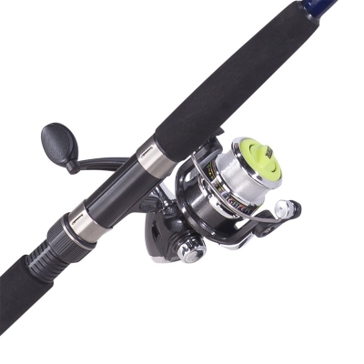 Zebco Crappie Fighter 8ft Spinning Reel/Rod Combo