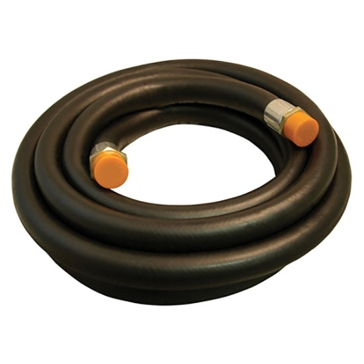 Apache Fuel Hose 1in x 20ft w/Static Wire