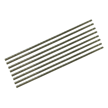 """Apache 7"""" Alligator® Rivet Replacement Hinge Pins — Corrugated Steel (Packaged)"""