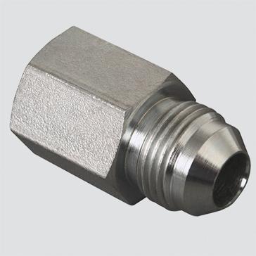 "Apache 3/4"" Male JIC x 1/2"" Female Pipe Thread Hydraulic Adapter"