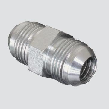 """Apache Style 2403 1/2"""" Male JIC x 1/2"""" Male JIC Hydraulic Adapter"""