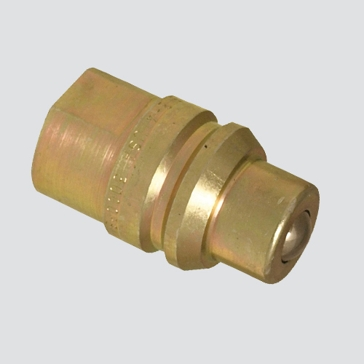 "Apache International Harvester Old Style Male Tip x 1/2"" Female Pipe Thead Hydraulic Quick Disconnect (S12-4)"