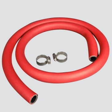 "Apache 1"" x 5' Low Pressure Hydraulic Return Line Kit"