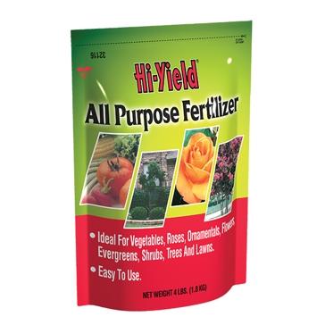 Hi-Yield All-Purpose Fertilizer 4lb