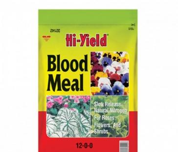 Hi-Yield Blood Meal Granules Organic Plant Food 4#