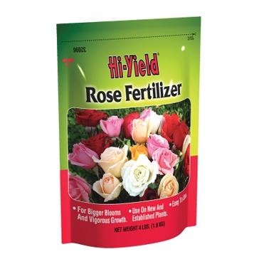 Hi-Yield Rose Fertilizer 4lb