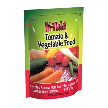 Hi-Yield Tomato & Vegetable Fertilizer 4lb