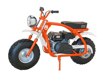 Coleman BT200X Orange Mini Bike