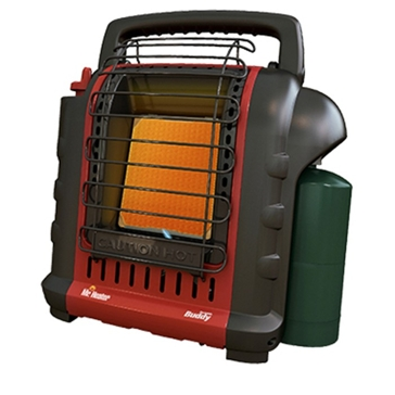 Mr. Heater 9000-BTU Portable Indoor Buddy Heater