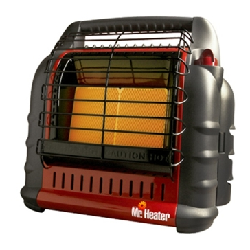 Mr. Heater Big Buddy Portable Propane Heater