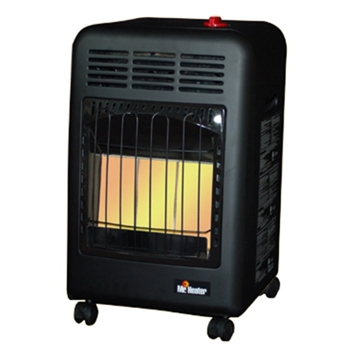Mr. Heater 18,000 BTU Portable Propane Cabinet Heater