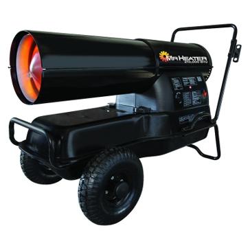 Mr. Heater 210,000 BTU  Forced Air Kerosene Heater