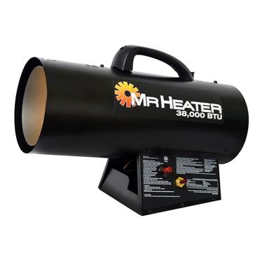 Mr. Heater 38,000 BTU Forced Air Propane Heater