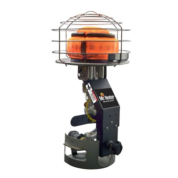 Mr. Heater 540 Degree Rotating/Tilting 45,000 BTU Tank Top Heater
