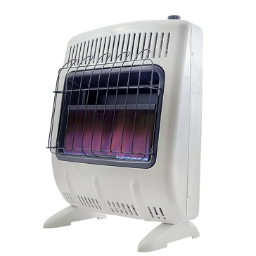 Mr Heater 20000 BTU Ventless Radiant Wall heater-Natural Gas F299721