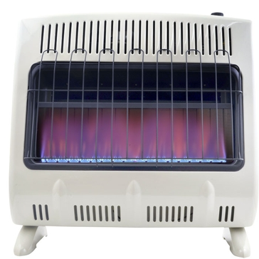 Mr Heater 30000 BTU Ventless Radiant Wall Heater-Natural Gas F299731