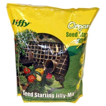 Jiffy Natural and Organic Seed Starter Mix