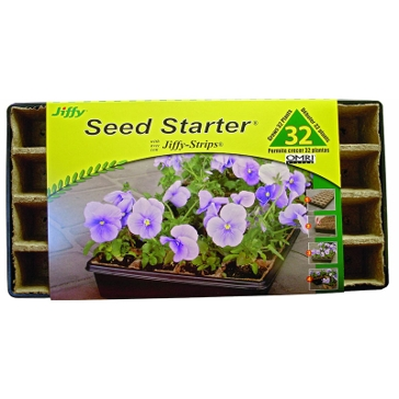 Jiffy Seed Starter Strips 32-Plant