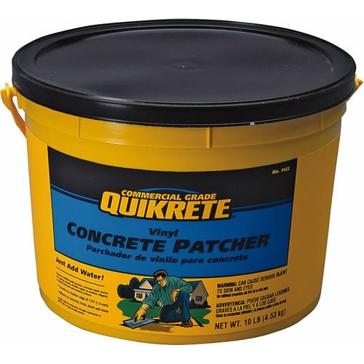 Quikrete 10 Lb. Vinyl Concrete Patcher 1133-11