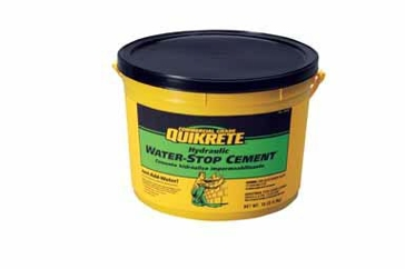 Quikrete 10Lb. Hydraulic Water Stop 1126-11