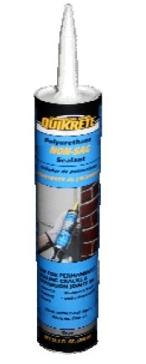Quikrete 10 Oz. Gray Polyurethane Non-Sag Sealant 8660-11
