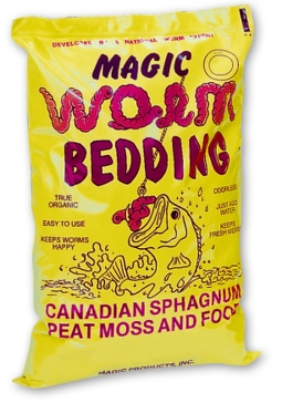 Magic Worm Bedding 72oz