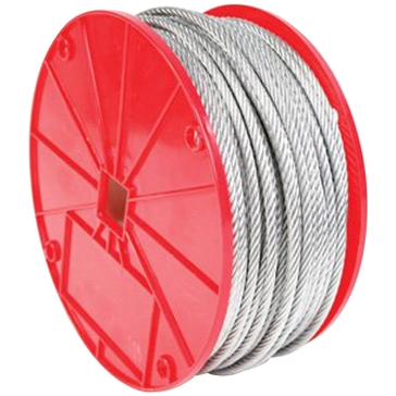 Koch Industries 7x19 Galvanized Cable per Foot