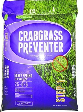 Greenskeeper's Secret 40lb Crabgrass Preventer 25-0-6 Lawn Fertilizer