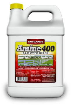 Gordon's Amine 400 2,4-D Weed Killer 1 Gallon