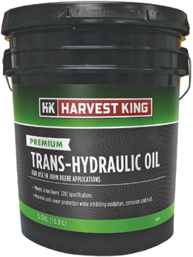 Harvest King Premium Trans-Hydraulic Fluid For John Deere - 5 gal.