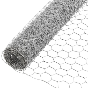 """YardGard Poultry Netting 48""""x25'"""