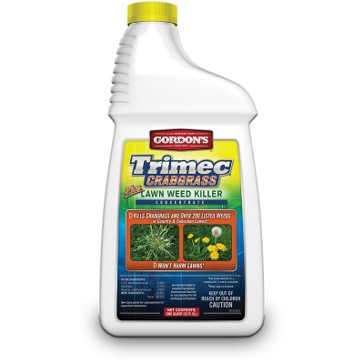 Gordon's Trimec Crabgrass Plus Lawn Weed Killer Concentrate 1qt