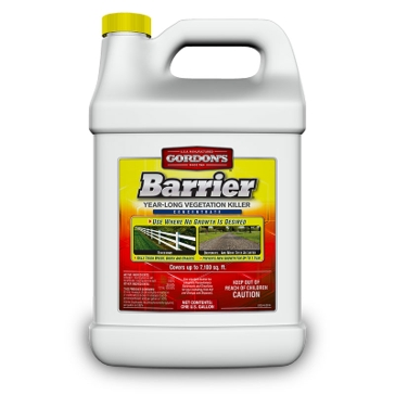 Gordon's Barrier Year-Long Vegetation Killer Concentrate 5Gal