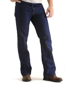 Lee Mens Regular Fit Bootcut Jeans