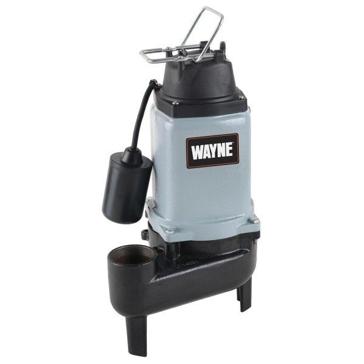 Wayne 120-Volt 1/2 HP Sewage Pump WCS50T