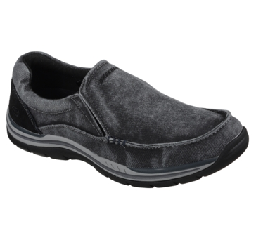 Skechers Men's Expected Avillo Casual Shoe Black