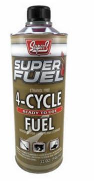 Super Fuel 4‑cycle Fuel 1 Qt.