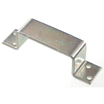 Hillman Zinc-Plated Bar Holders Closed